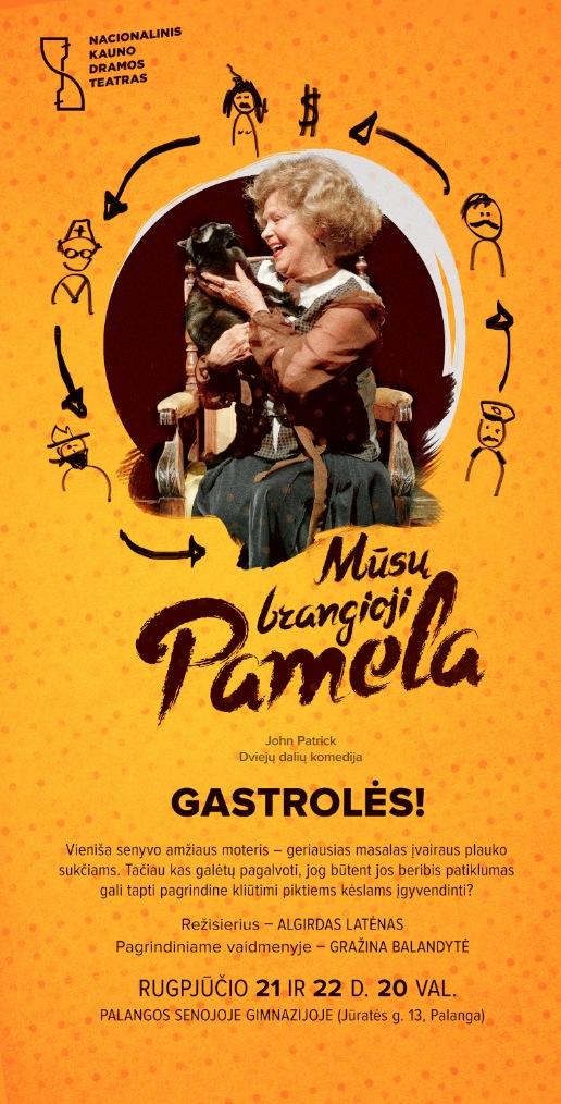 Pamela gastroles 2